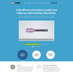 WooCommerce - by WooThemes